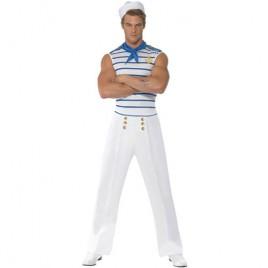 Costume homme marin français