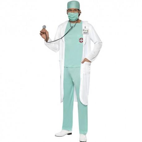 Costume homme médecin
