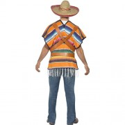 Costume homme mexicain shooter Tequila dos