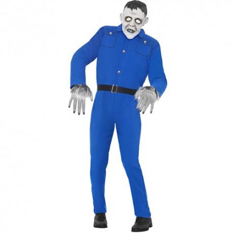 Costume homme monstre hurlant