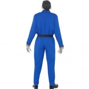 Costume homme monstre hurlant dos