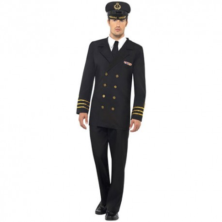 Costume homme officier marine