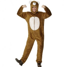 Costume homme ours