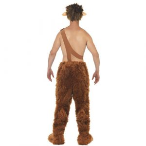 Costume homme Pan dos