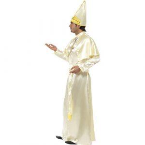 Costume homme pape profil