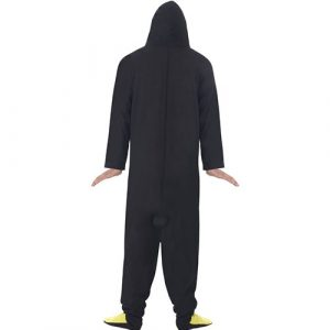 Costume homme pingouin dos