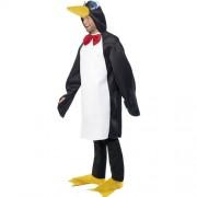 Costume homme pingouin dansant profil