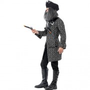 Costume homme pirate terreur des mers profil