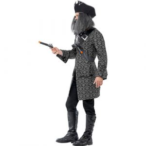 Costume homme pirate terreur des mers profil