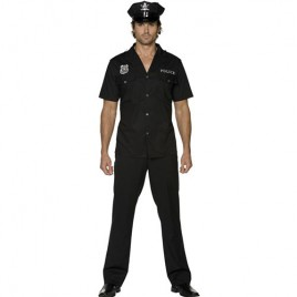 Costume homme policier