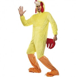 Costume homme poulet