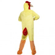Costume homme poulet dos