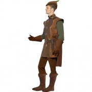 Costume homme prince de contes profil