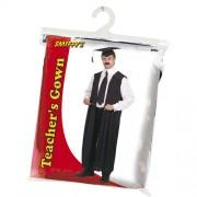 Costume homme robe professeur université pochette
