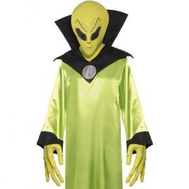 Costume homme roi alien