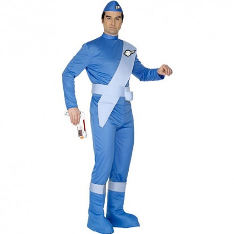 Costume homme Scott Thunderbirds