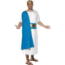 Costume homme sénateur romain