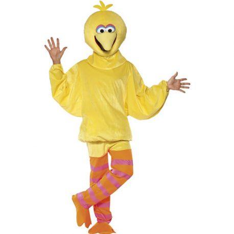 Costume homme Sesame Street Big Bird
