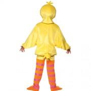 Costume homme Sesame Street Big Bird dos