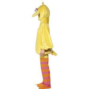 Costume homme Sesame Street Big Bird profil
