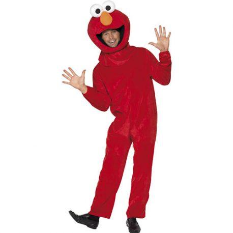 Costume homme Sesame Street Elmo