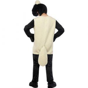 Costume homme Shaun le mouton dos