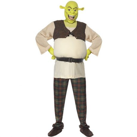 Costume homme Shrek