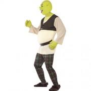 Costume homme Shrek profil