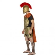 Costume homme soldat romain profil