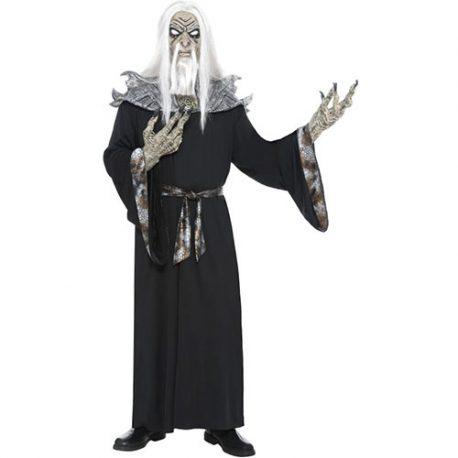 Costume homme sorcier sadique