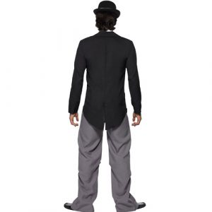 Costume homme star années 20 dos