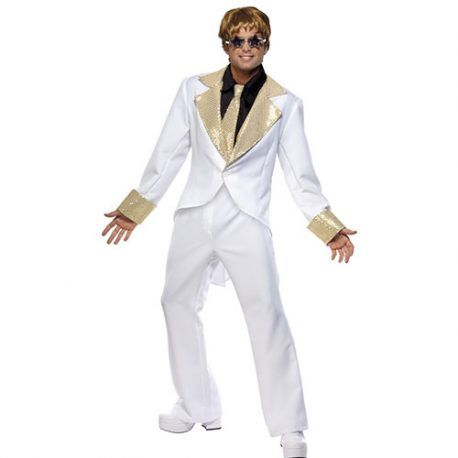 Costume homme star années 70