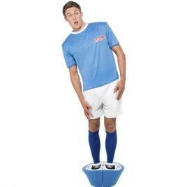 Costume homme subbuteo bleu