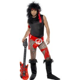 Costume homme super rockstar