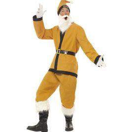 Costume homme supporter Père Noël