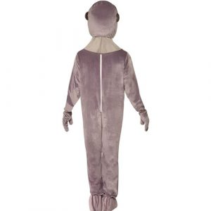 Costume homme suricate dos
