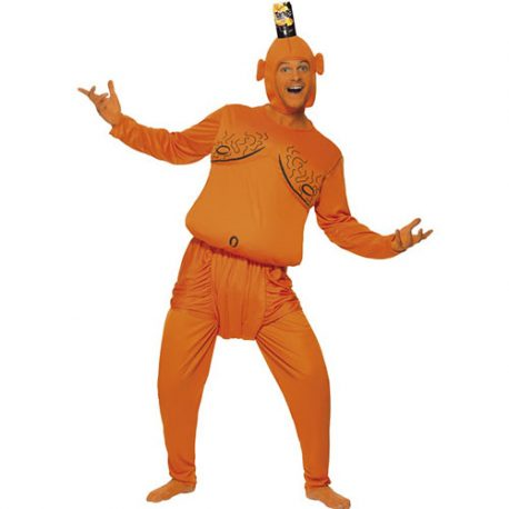 Costume homme Tango Orangeman