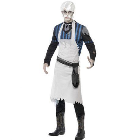 Costume homme tenancier fantôme