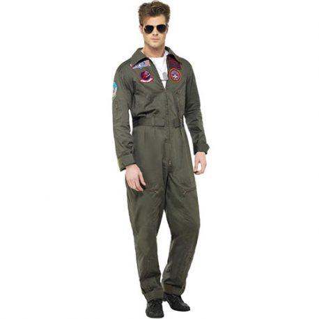 Costume homme Top Gun