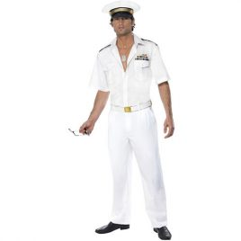 Costume homme Top Gun capitaine