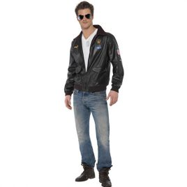 Costume homme Top Gun pilote bombardier