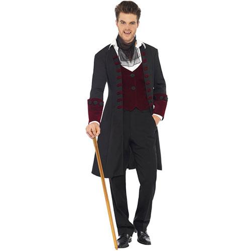 Exceptionnel Comte et Comtesse de Dracula - Deguisement, accessoire vampire Paris RS26