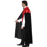 Costume homme vampire manoir gothique profil