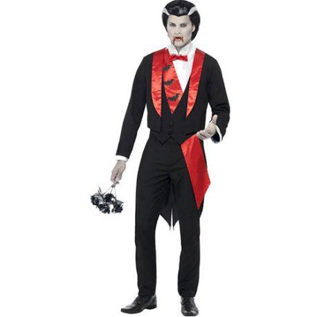 Costume homme vampire charmeur