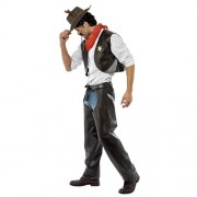 Costume homme village people cowboy profil