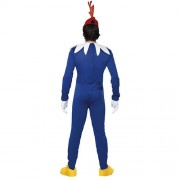 Costume homme Woody Woodpecker dos