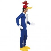 Costume homme Woody Woodpecker profil