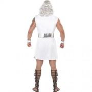 Costume homme Zeus dos