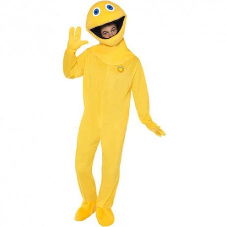 Costume homme Rainbow Zippy