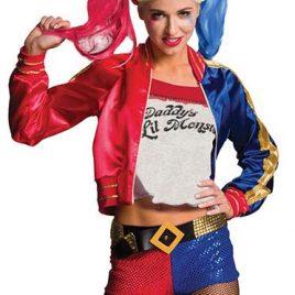 Costume femme Harley Quinn